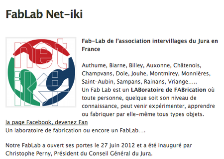 Fablab : Un laboratoire de fabrication