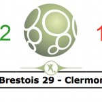 Ligue 2 – Brest l'emporte face à Clermont !
