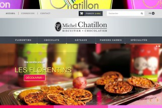 site vente chocolaterie chatillon